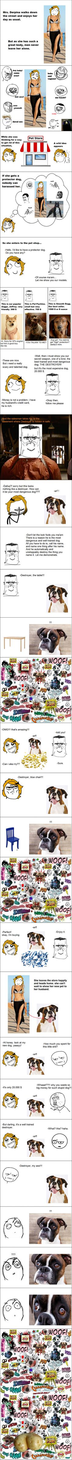 My second rage comics try. Hope you like it