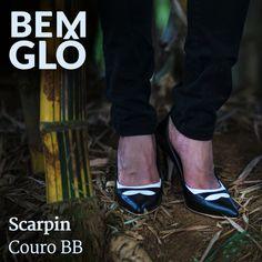 Novidade é o que não falta na Bemglô! Vem com a gente e confira esse e outros sapatos lindos lá no site :3  #bemglo #calcados #scarpin