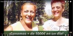 Crea activos en Internet y ¡¡¡ GANA + de 1000€ al día!!!