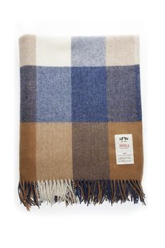 Lambswool Throw by Avoca