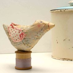 Julie Arkell bird