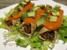 Tacos De Camote & Quinoa GF/V