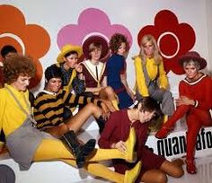 Image result for Bazaar of mary quant