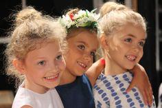 @ilgufospa Spring 2015, backsage girls portrait from the fashion show @epitti. #ilgufo #SS15 #spring #summer #springsummer2015 #childrens #kids #childrenswear #kidswear #kidsfashion #girls #boys #pittibimbo79 #ilgufoliveshow