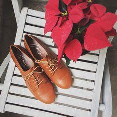 Mio notis oxford shoes