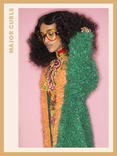 Fashion Week Hair - Gucci | allure.com