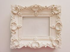 i frame my spa menus and spa event announcements in frames like these i find at homegoods. i just paint them the colors i want and voila! instant glammy