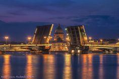 noches, San Petersburgo