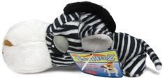 Mini FatHedz Plush Mini Zebra Dog Toy >>> Check out the image by visiting the link.