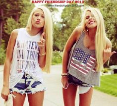 August 4 2013 Friendship Day Girls Images, Pictures, Photos