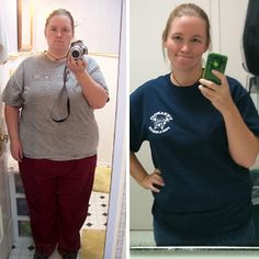 Find out how Marcia lost (drum roll...) 102 pounds!