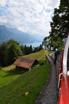 One of my most favorite travel memory is my day in Interlaken /Switzerland. Read about my cruise on Lake Brienz and Brienzer Rothorn on my blog.