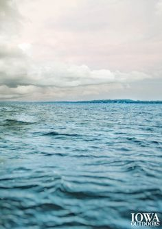Is West Lake Okoboji REALLY one of only 3 blue water lakes in the world? | Iowa Outdoors Magazine