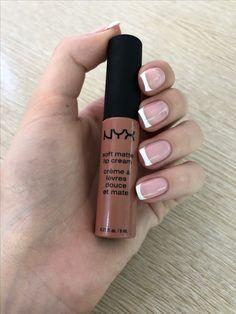 NYX soft matte lip cream-Zurich