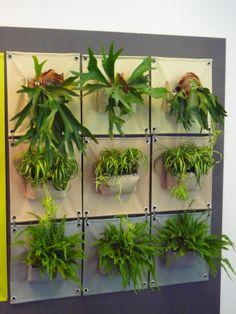 Wall planter The Green Pockets