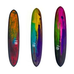 Thomas Surfboards in collaboration with Deus. Art meets the surf.