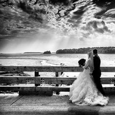 Instagram wedding photo of the day. Mallory and Trevor, September 6, 2014. Freeport, Maine.