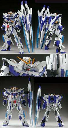 HG 1/144 Gundam AGE-FX [VXs-42S Gundam VXs] - Gundam Kits Collection News and Reviews
