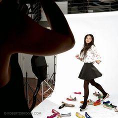 shooting for ska shoes