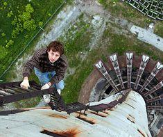 Skywalking: A Dangerous New Photo Fad Popular Among Russian Teens
