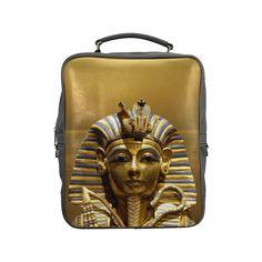 Egypt King Tut Square Backpack. FREE Shipping. FREE Returns. #lbackpacks #kingtut