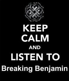 Yesss! LOVE U BREAKING BENJAMIN!!!!!