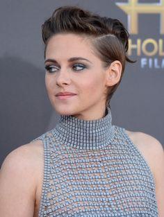 Kristen Stewart droeg Chanel en flashte een tepel