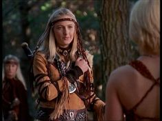 Young Amazon from Xena