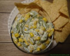 Recipe: Cheesy Roasted Poblanos (Rajas con Crema)