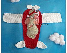 Prop Plane Blanket/Rug Crochet Pattern, plane blanket, plane rug, nursery decor, newborn photo prop, crochet photo prop, airplane