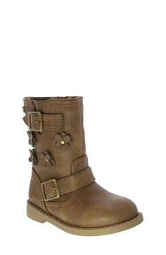 Nina 'Palin' Boot (Walker & Toddler) available at #Nordstrom