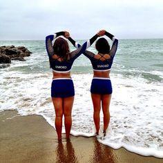 Forever cheerleaders