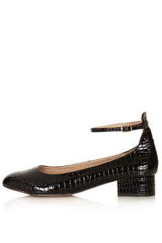 MATTER Croc Dolly Shoes - Flats - Shoes