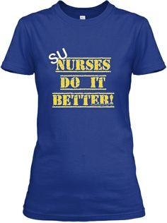 Limited Edition SU Nurse Tees! | Teespring