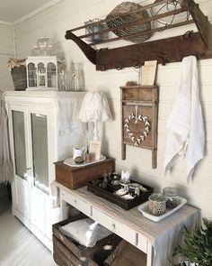 Double Vanity, Photo And Video, Magnolia, Furniture, Instagram, Home Decor, Ideas, Decoration Home, Room Decor