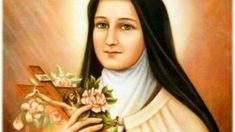 St Therese of The Child Jesus and The Holy Face aka The Little Flower photo StTherese. St Therese Prayer, St Therese Of Lisieux, Santa Teresa, Flower Photos, Saints, Prayers, Aurora Sleeping Beauty, Marvel, Flowers