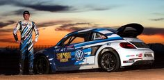 Behind the scenes with Andretti Rallycross Volkswagen Beetle GRC - http://www.motrface.com/behind-the-scenes-with-andretti-rallycross-volkswagen-beetle-grc/