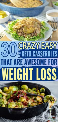 Vegetarian Breakfast Casserole, Keto Casserole, Casserole Recipes, Ketogenic Casserole, Casserole Ideas, Best Low Carb Recipes, Low Carb Dinner Recipes, Keto Dinner, Ketogenic Recipes