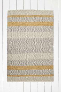 Jony Stripes 5x7 Rug