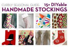 15 diy stockings