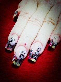 Designed by Jessielia Lai - Nail Art Gallery