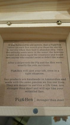 Pig&Hen nu exclusief verkrijgbaar bij juwelier Hoogvliet Voorstaat 37 Brielle