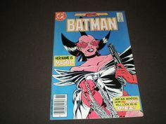 Detective Comics 401, (1986), DC Comics by HeroesRealm on Etsy