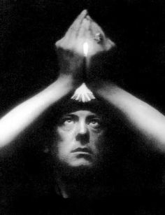 Aleister Crowley // classic crowley