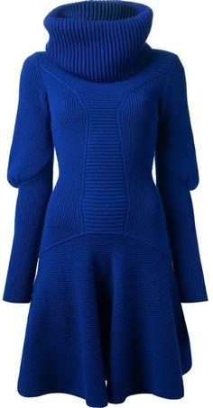 Alexander McQueen sweater dress on shopstyle.com