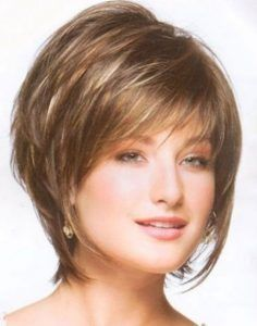 Layered Bob Haircuts for Fine Hair- Short Haircuts for Fine Hair