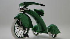 The Art Deco Era: Cars of the 1940's | ... Car-Tricycle-Rare-Vintage-Child-Antique-Show-Collectible-ART-Deco-Era