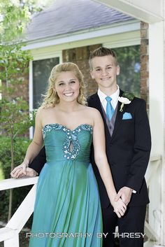 cute prom day picture