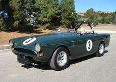 1965 Sunbeam Tiger SCCA SVRA HMSA Vintage Race Car