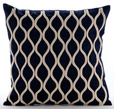 Navy Blue Decorative Pillows Cover, Contemporary Geometri... https://www.amazon.com/dp/B01645YQ54/ref=cm_sw_r_pi_dp_x_UNdLybCB375QT